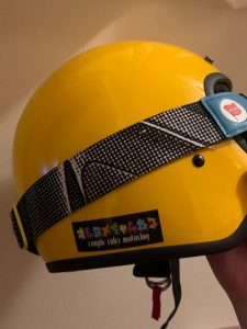 M50オマージュヘルメット